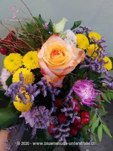 Ein kleiner Bote, der von sonnigen Tagen und Momenten voller Glück kündet. Das ideale Geschenk für einen fröhlichen Start in den Tag.    Das Bild entspricht der mittleren Preisvariante und die Vase ist nicht inbegriffen. Auf Wunsch finden Sie diese in der Kategorie Vasen.