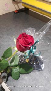 Sie ist der klassische Beginn einer Liebeserklärung, wie es so schön heisst, eine Rose sagt mehr als tausend Worte.